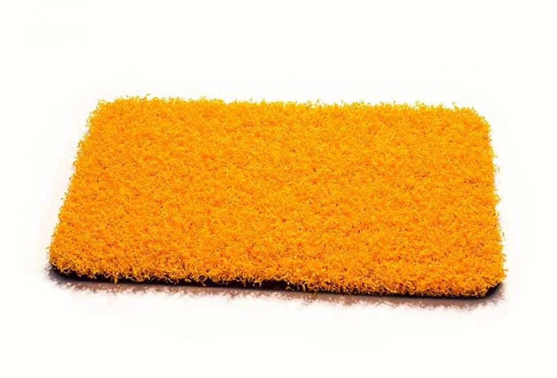 csped artificial acondicionamiento espacios amarillo